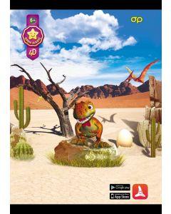 Puzzle 4D Dino