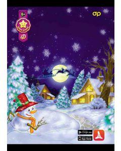 Puzzle 4D Santa