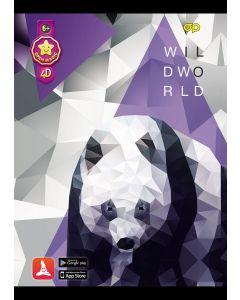 Puzzle 4D Panda