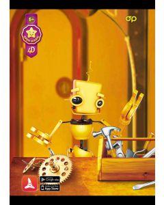 Puzzle 4D Robot