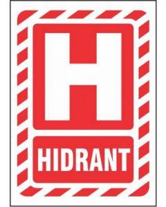 Nalepnica HIDRANT A7