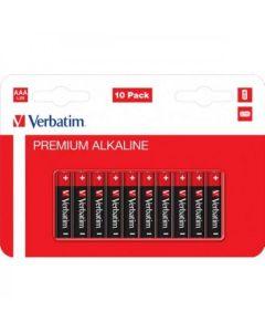 Baterija Verbatim AAA 1.5V 1/10
