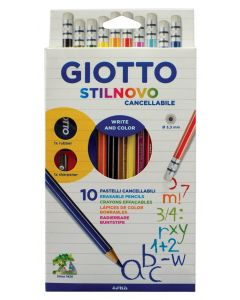 Boje drvene Giotto Stilnovo Erasable 1/12