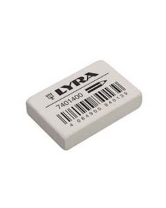 Gumica Lyra India Rubber 1/40