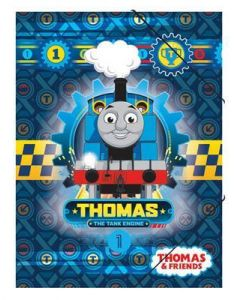 Fascikla A4 sa gumom Thomas & Friends