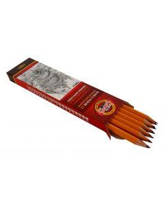 Olovka grafitna koh-I-Noor 2H 1/12