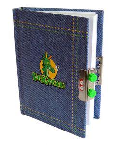 Notes sa šifrom Del green