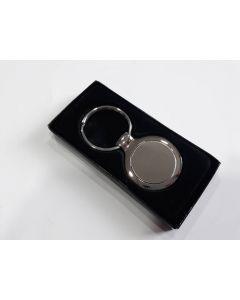 Privezak okrugli metalni