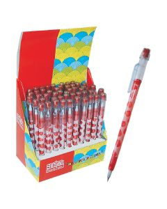 Olovka grafitna Bensia srca Memoris