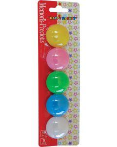 Magneti 40mm 1/5 u boji