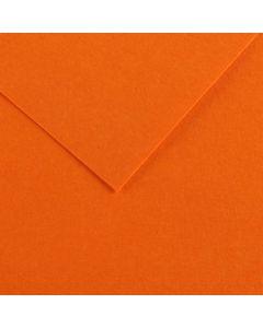 Karton Canson Vivaldi A4 120gr narandžasta 09