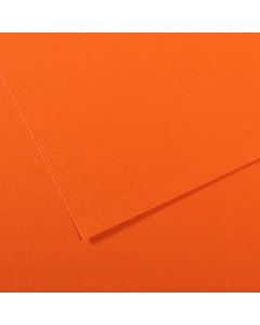 Karton Canson Mi-Teintes Pastel 50x65 160gr - narandžasta - 453