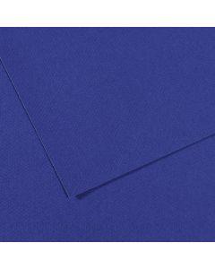 Karton Canson Mi-Teintes Pastel 50x65 160gr - plava - 590