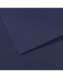 Karton Canson Mi-Teintes Pastel A4 160gr - plava - 140