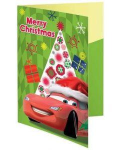 Čestitka novogodišnja Cars