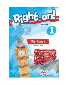 Udžbenik Freska Right On 1 radna sveska Engleski jezik 5. razred