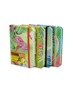 Notes Fashion A6 Flamingo TP dikto 1/12