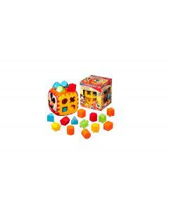 Igračka didaktička kocka 019551