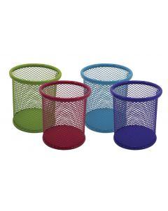 Čaša za olovke 10x9 u boji