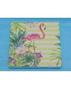 Podmetač za čašu OP963 Flamingo