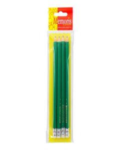 Set grafitna olovka Conte sa gumicom 4/1