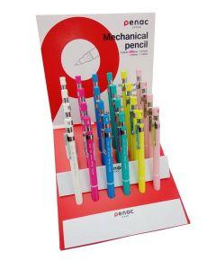 Olovka tehnička Penac Protti PRC105 u boji display