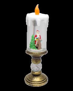 Novogodišnji ukras Lampa Sveća OP784