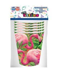 Čaše Party 6/1 Flamingo 646619