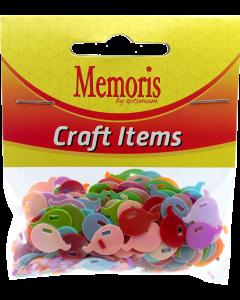 Craft Baloni sedef OP1563 Memoris