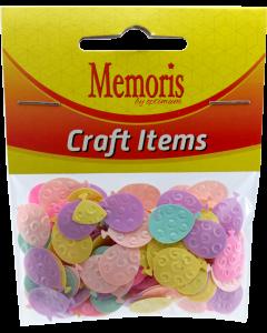 Craft Baloni pastelni OP1567 Memoris