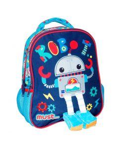 Ranac predškolski Must Robot 584040