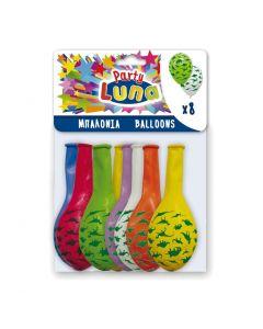 Baloni 8/1 88937 Dinosaurus