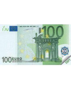 """Notes """"100 euro"""""""