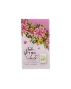 Čestitka cvetna OP355-2