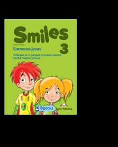 Udžbenik Freska Smiles 3 Engleski jezik za 3. razred Udžbenik