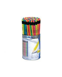 Olovka grafitna Lyra Neon 1/96