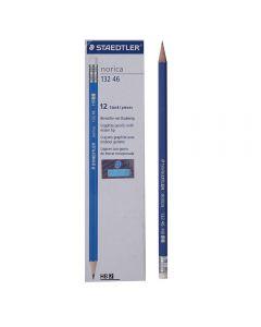 Olovka grafitna Staedtler Norica sa gumicom 2HB