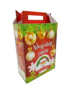 Poklon kutija Novogodišnji paket 1