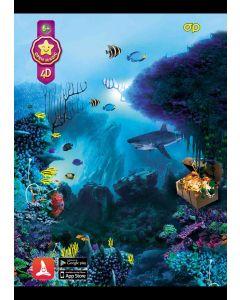 Puzzle 4D Shark