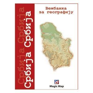 Nema Karta Srbije Mojaknjizara Rs