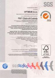 FSC sertifikat